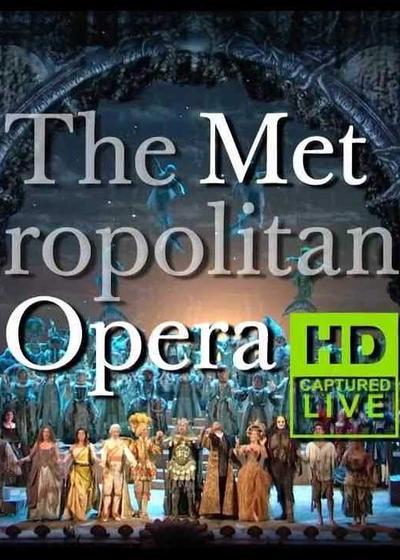 纽约大都会歌剧院高清转播系列海报