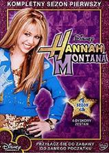 汉娜·蒙塔娜 第一季海报