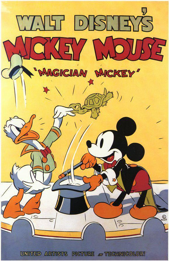 魔术师米奇