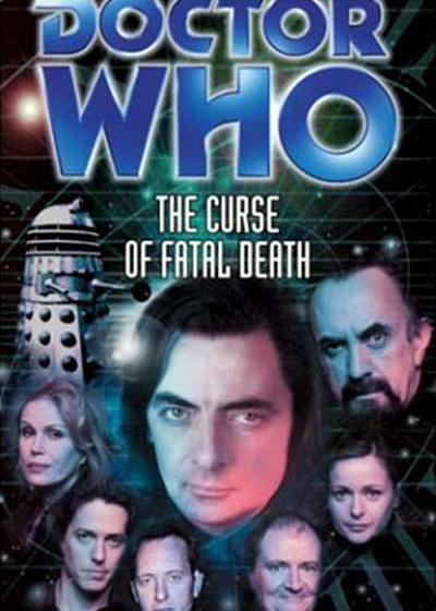 Comic Relief: Doctor Who and the Curse of Fatal Death海报
