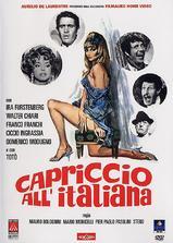 意大利式狂想曲海报