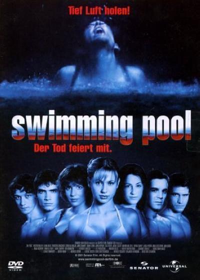 Swimming Pool - Der Tod feiert mit海报