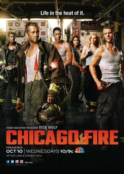 芝加哥烈焰 第一季海报