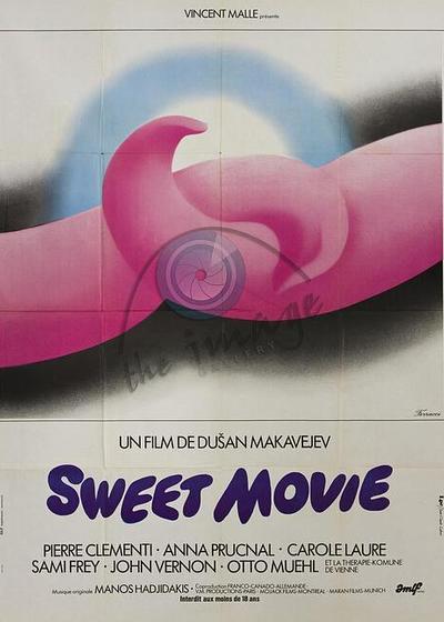 甜蜜电影海报