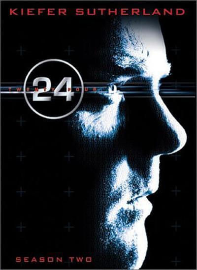 24小时  第二季海报