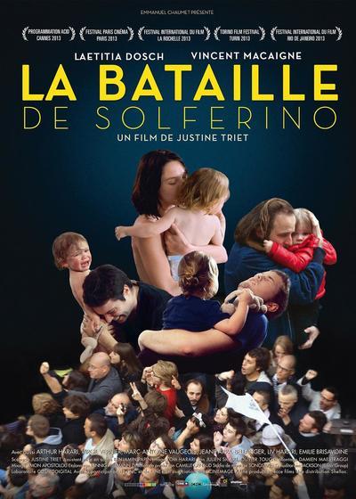 索尔菲雷诺之战海报