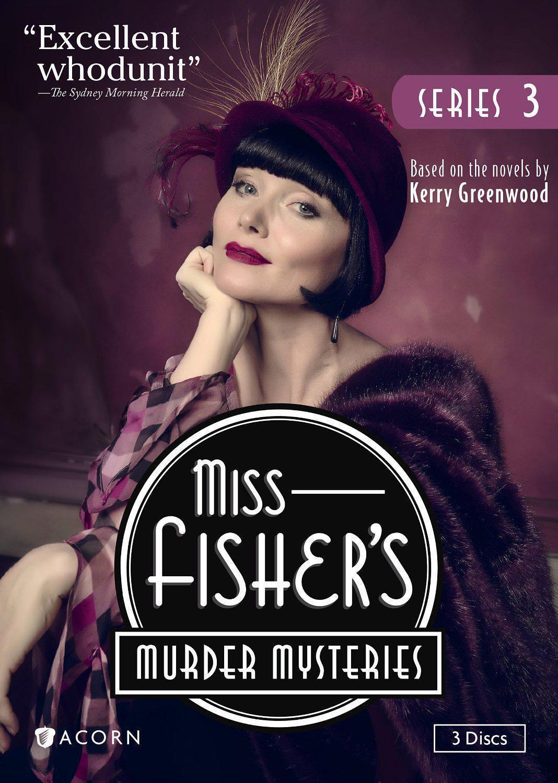 费雪小姐探案集 第三季