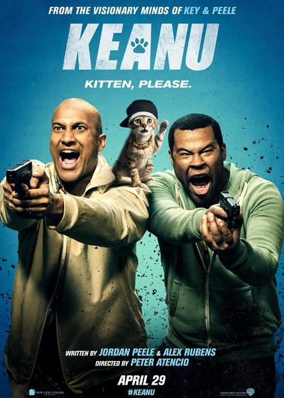 基努猫海报