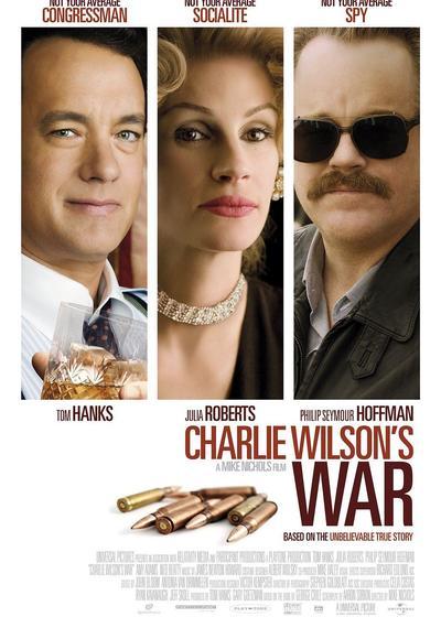 查理·威尔森的战争海报