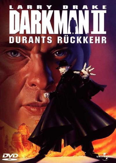 变形黑侠2:狂魔再现海报