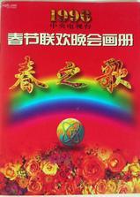 1996年中央电视台春节联欢晚会海报