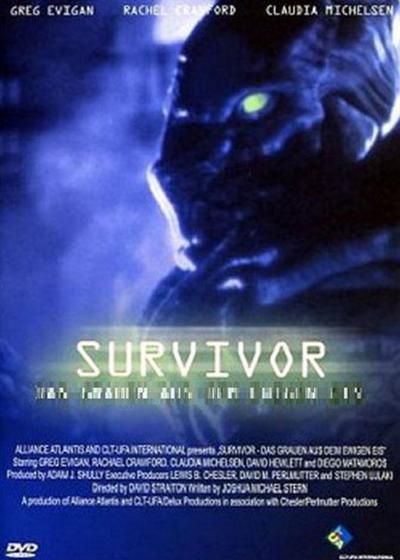 幸存者海报