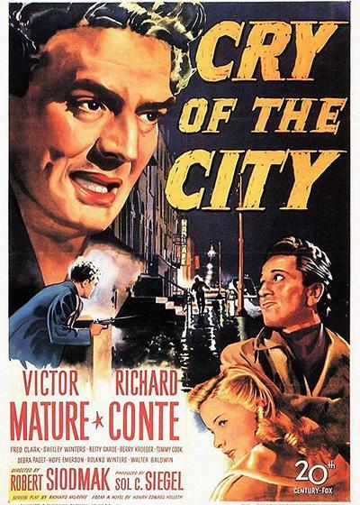 哭泣的城市海报