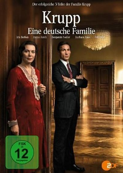 克虏伯家族:一个德意志家族海报