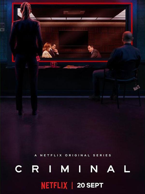 审讯室 第一季