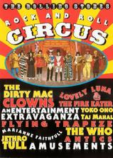 The Rolling Stones Rock and Roll Circus海报