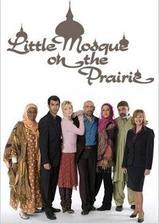 大草原上的小清真寺海报