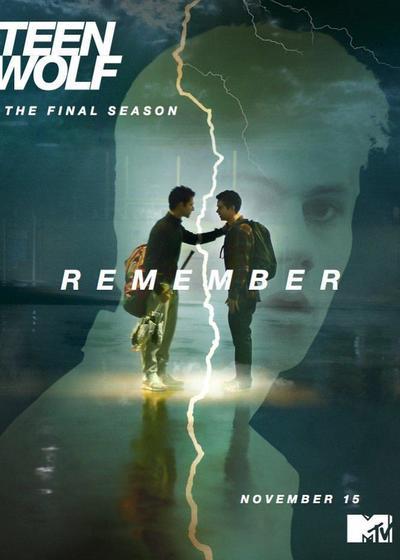 少狼 第六季海报