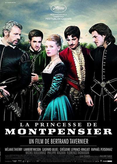 蒙庞西耶王妃海报