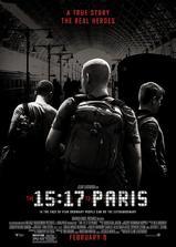 15点17分,启程巴黎海报