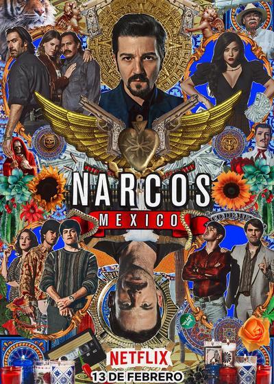 毒枭:墨西哥 第二季海报