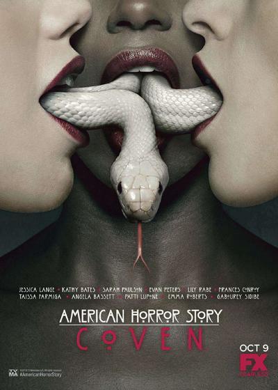 美国恐怖故事:女巫集会 第三季海报