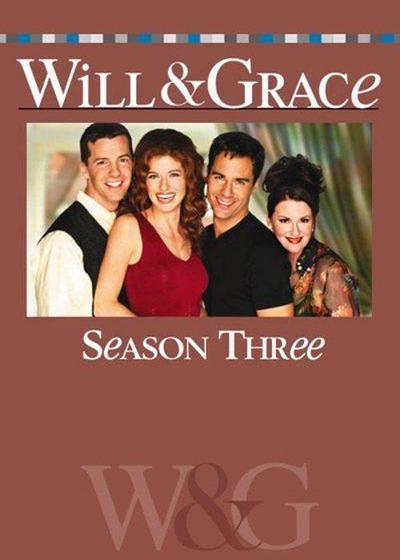 威尔和格蕾丝  第三季海报
