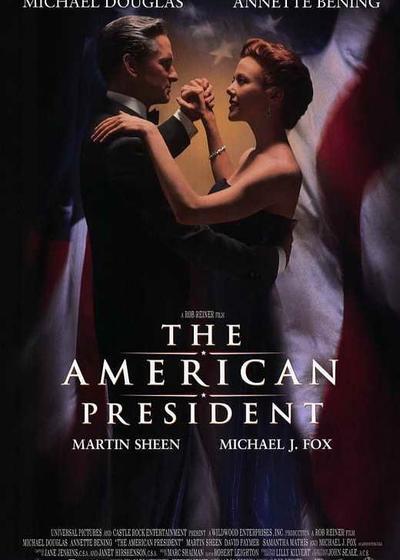美国总统海报