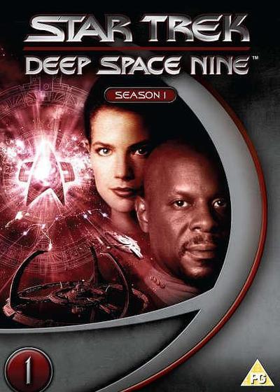 星际旅行:深空九号 第一季海报