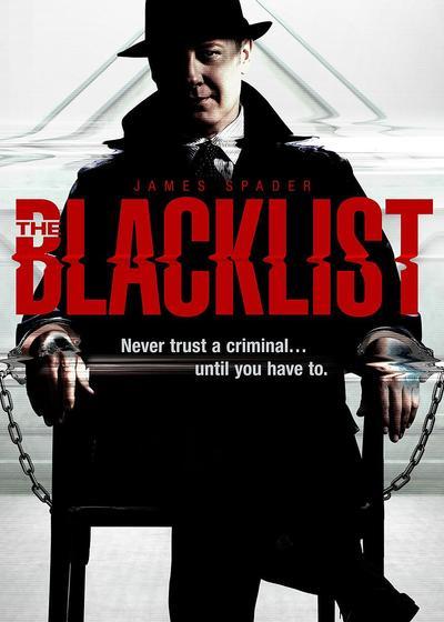 罪恶黑名单 第一季海报