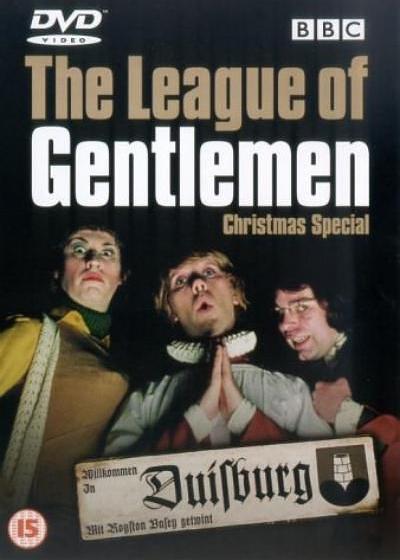 绅士联盟 圣诞特辑海报