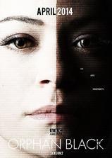 黑色孤儿 第二季海报