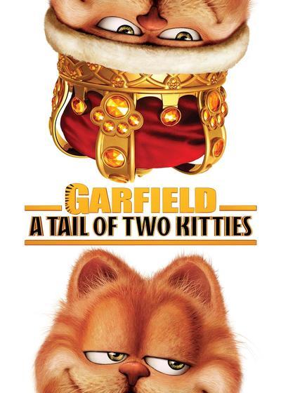 加菲猫2海报