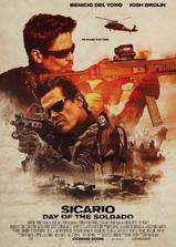 边境杀手2:边境战士海报