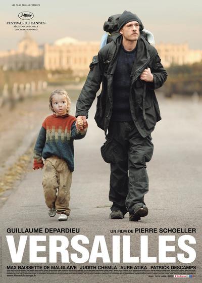 凡尔赛海报