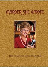 女作家与谋杀案 第二季海报