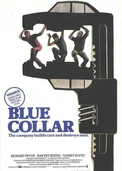 蓝领阶级海报
