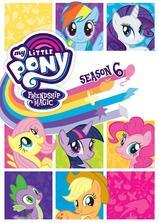 我的小马驹:友谊大魔法 第六季海报