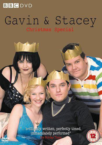 盖文和史翠西 圣诞特辑海报