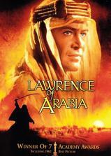 阿拉伯的劳伦斯海报