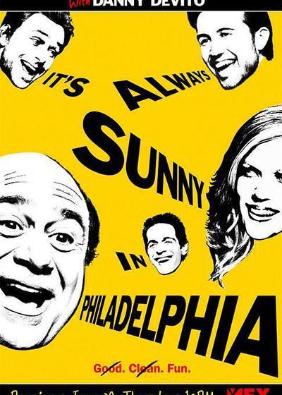 费城永远阳光灿烂 第二季海报