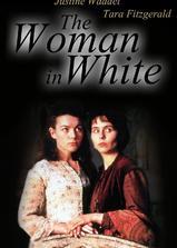 白衣女人海报