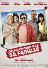 你无法选择自己的家人海报