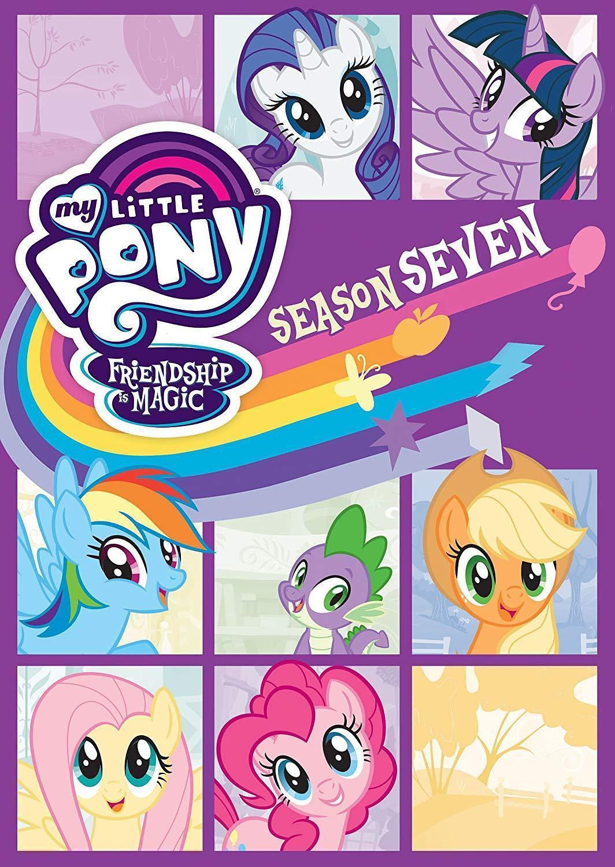 我的小马驹:友谊大魔法 第七季