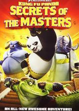 功夫熊猫之师父的秘密海报
