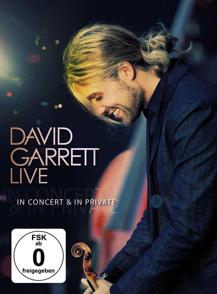 David Garrett Live in Berlin