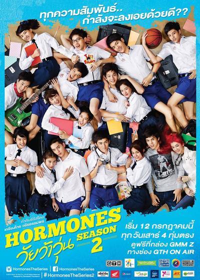 荷尔蒙2海报