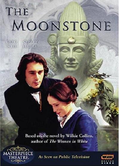 月亮宝石海报