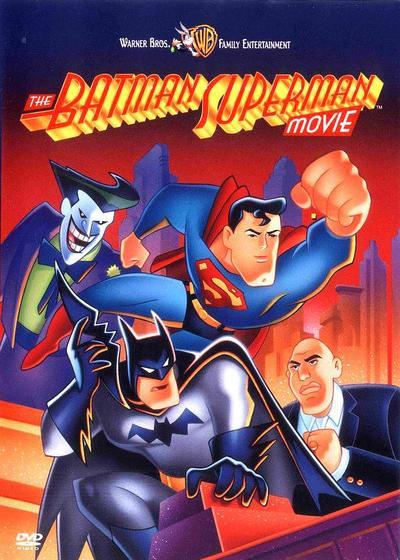 蝙蝠侠超人大电影-最佳搭档海报