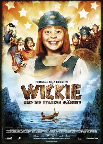 维京小海盗海报